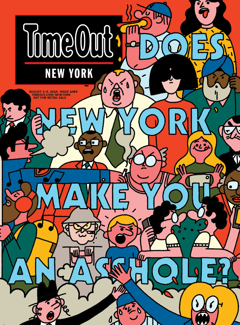 Leon Edler : Time Out New York