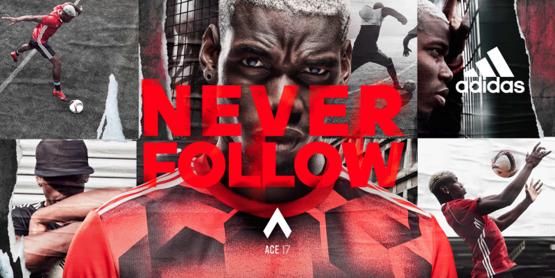 adidas #NeverFollow feat. Paul Pogba