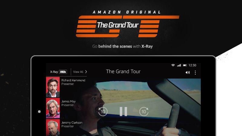 The Grand Tour  Promo Trailer