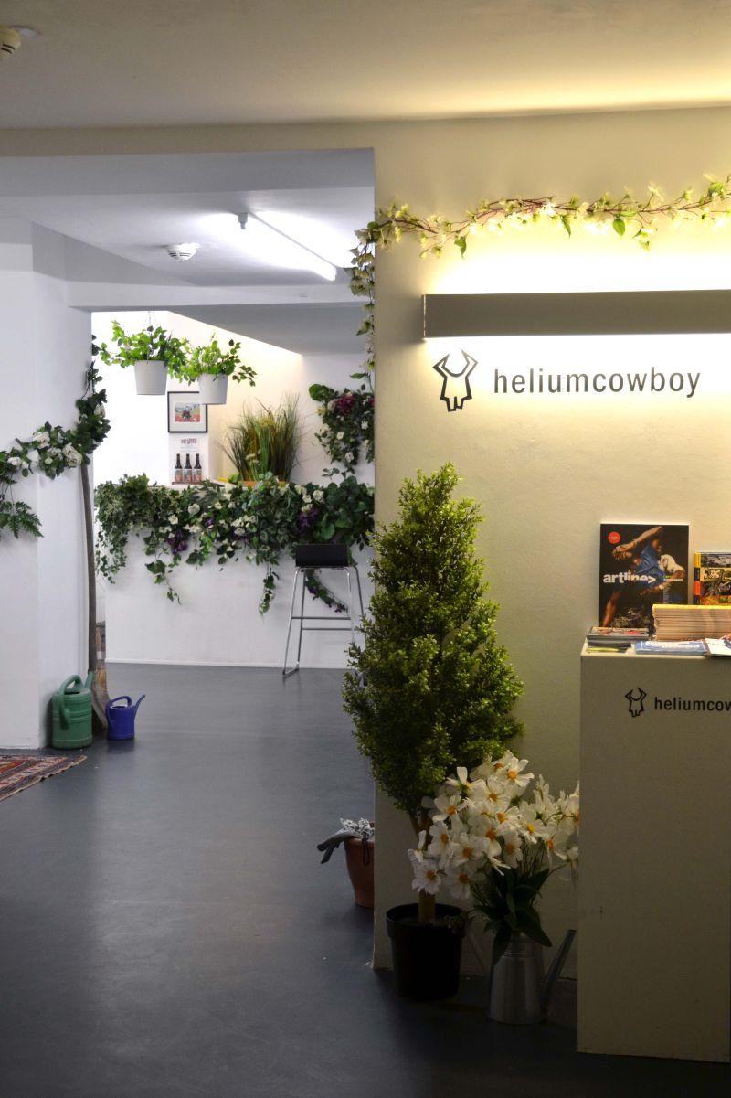 Exhibition - 'The Best Bogus Botanical Garden'