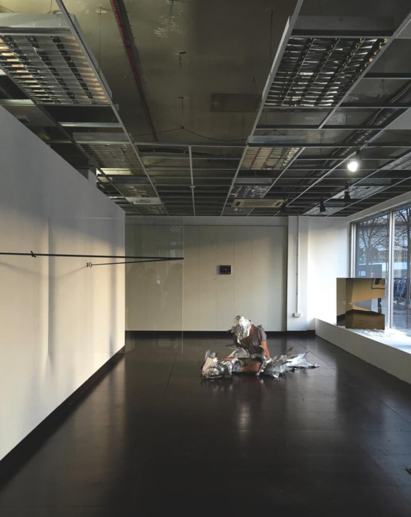 Exhibition - 'Concrete Matters'