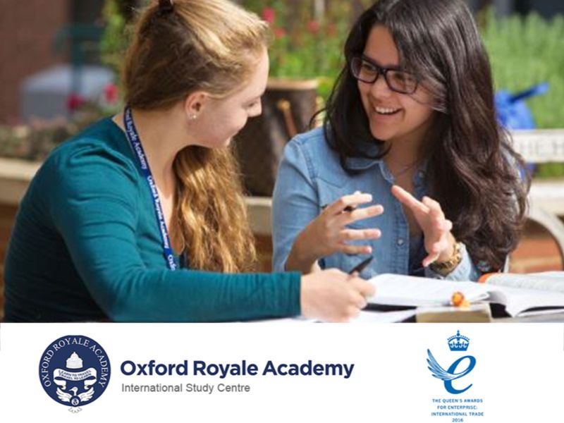 Oxford Royale - Student Experience Video - JWS1