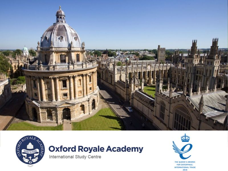 Oxford Royale - Student Experience Video - JWS2