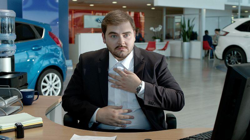 Ford France - 'La Moustache'