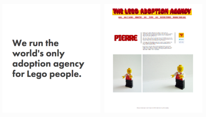TheLegoAdoptionAgency.com