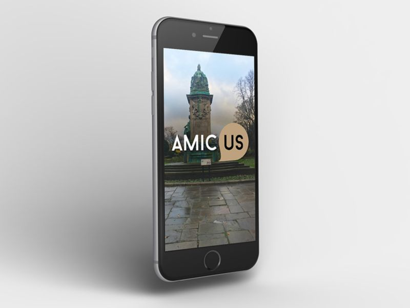 Amicus - Social Bus Travel App