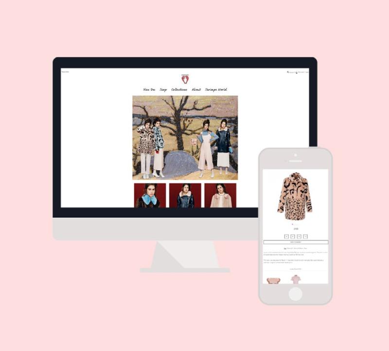 SHRIMPS WEBSITE