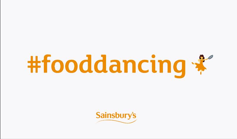 Sainsbury's #FoodDancing