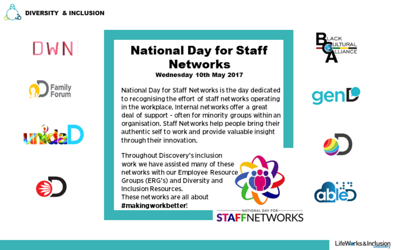 National Day for Staff Networks