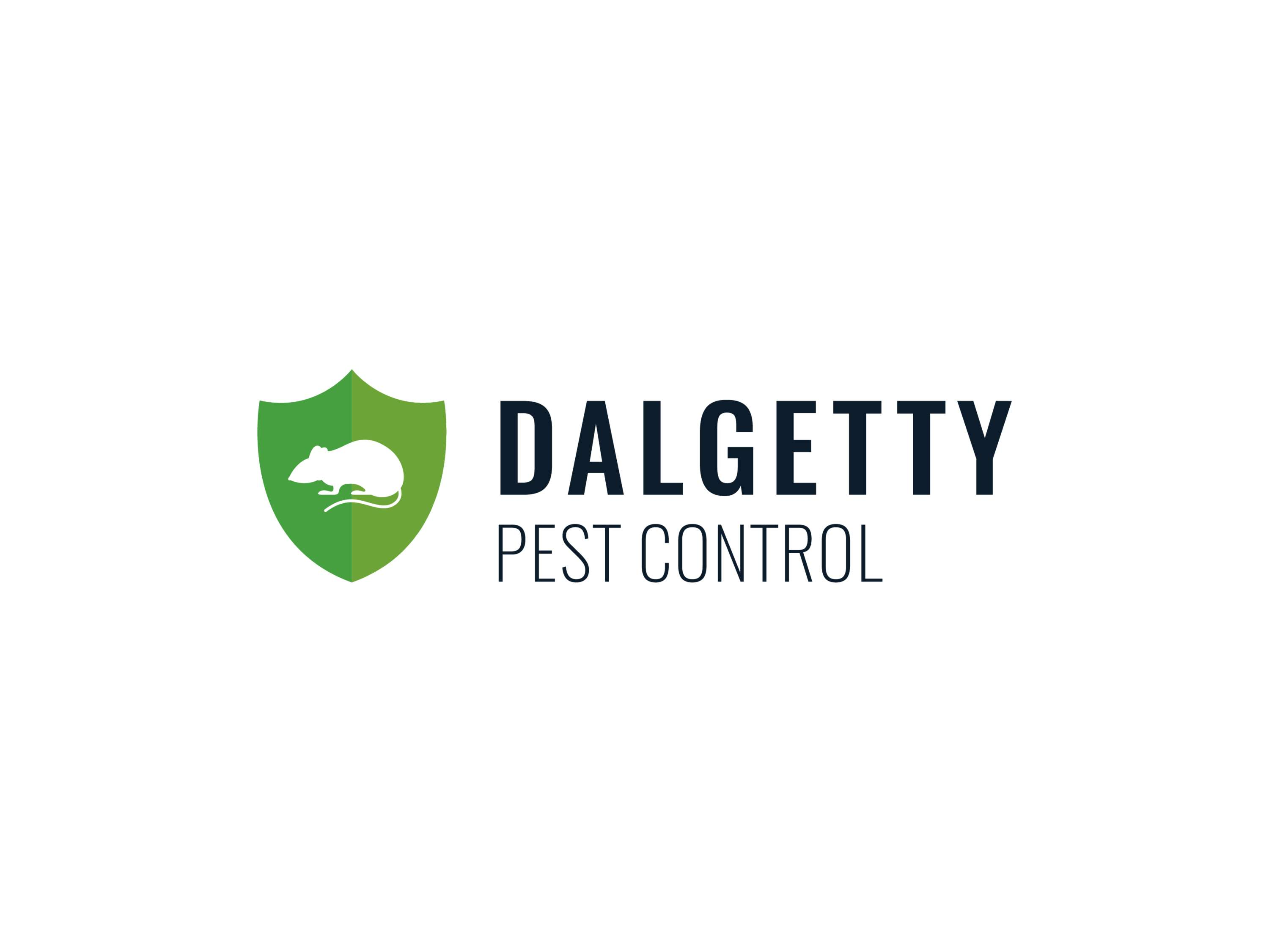 dal ty pest control branding website
