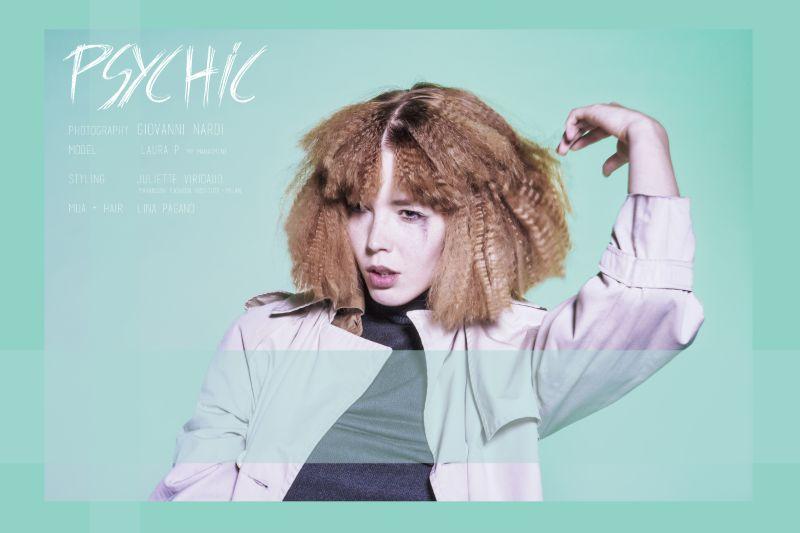 PSHYCHIC / Editorial 2015