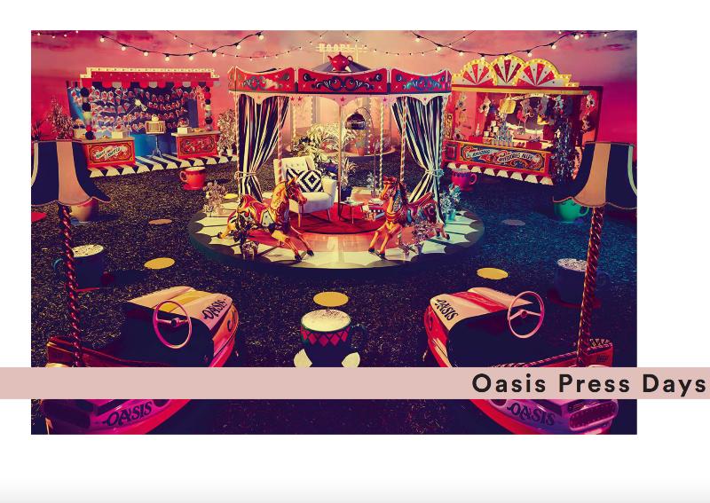 Creative Co-Ordinator at Oasis Fashions