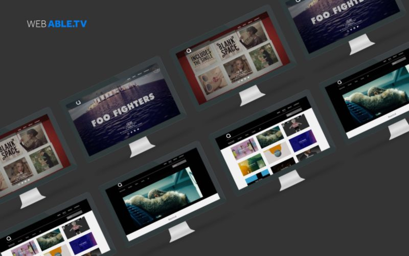 Able.tv - Design & Code