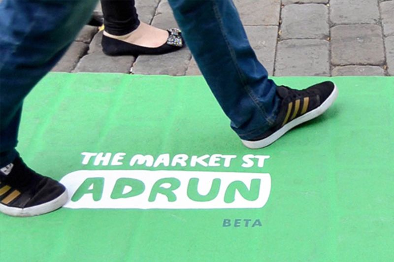 The Market Street AdRun