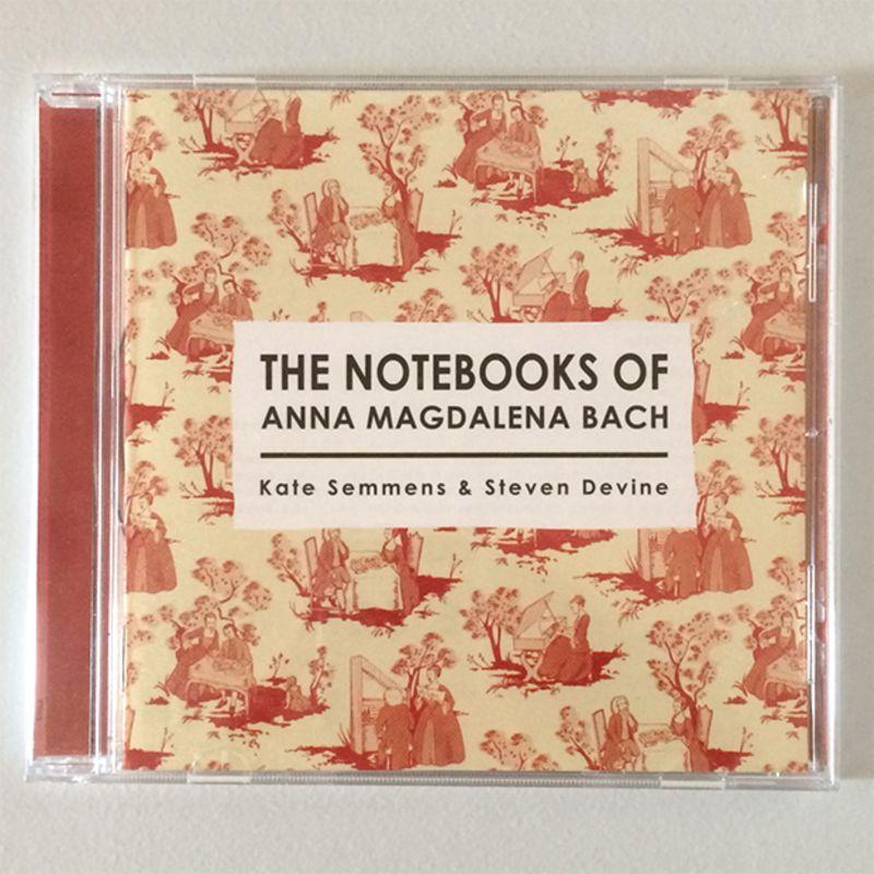 DMCD006 The Notebooks of Anna Magdalena Bach