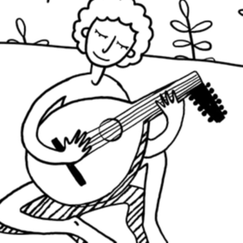 [Animation] Orpheus with his Lute