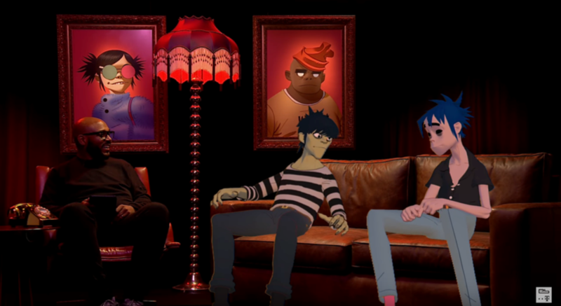 "Telekom Electronic Beats ""In Conversation with Gorillaz"""