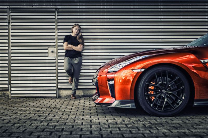 Nissan GT-R: Faces of Innovation