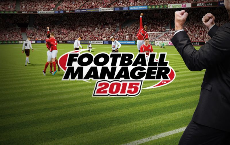 SEGA - Football Manager 2015