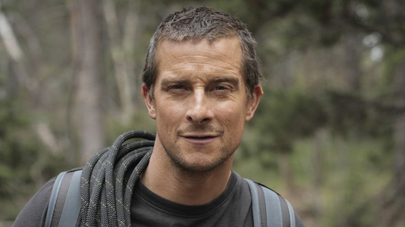 Bear Grylls Exclusive New Video Available Through Collaboration With Discovery Communications And Samsung