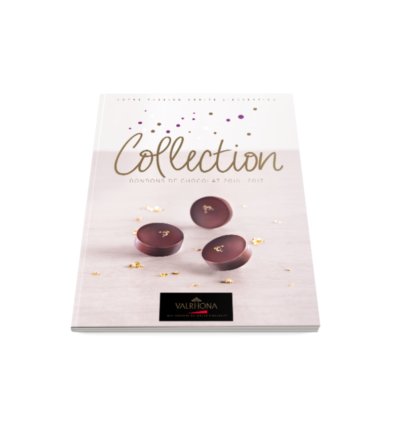 Chocolate Bonbons Catalogue - Valrhona 2016
