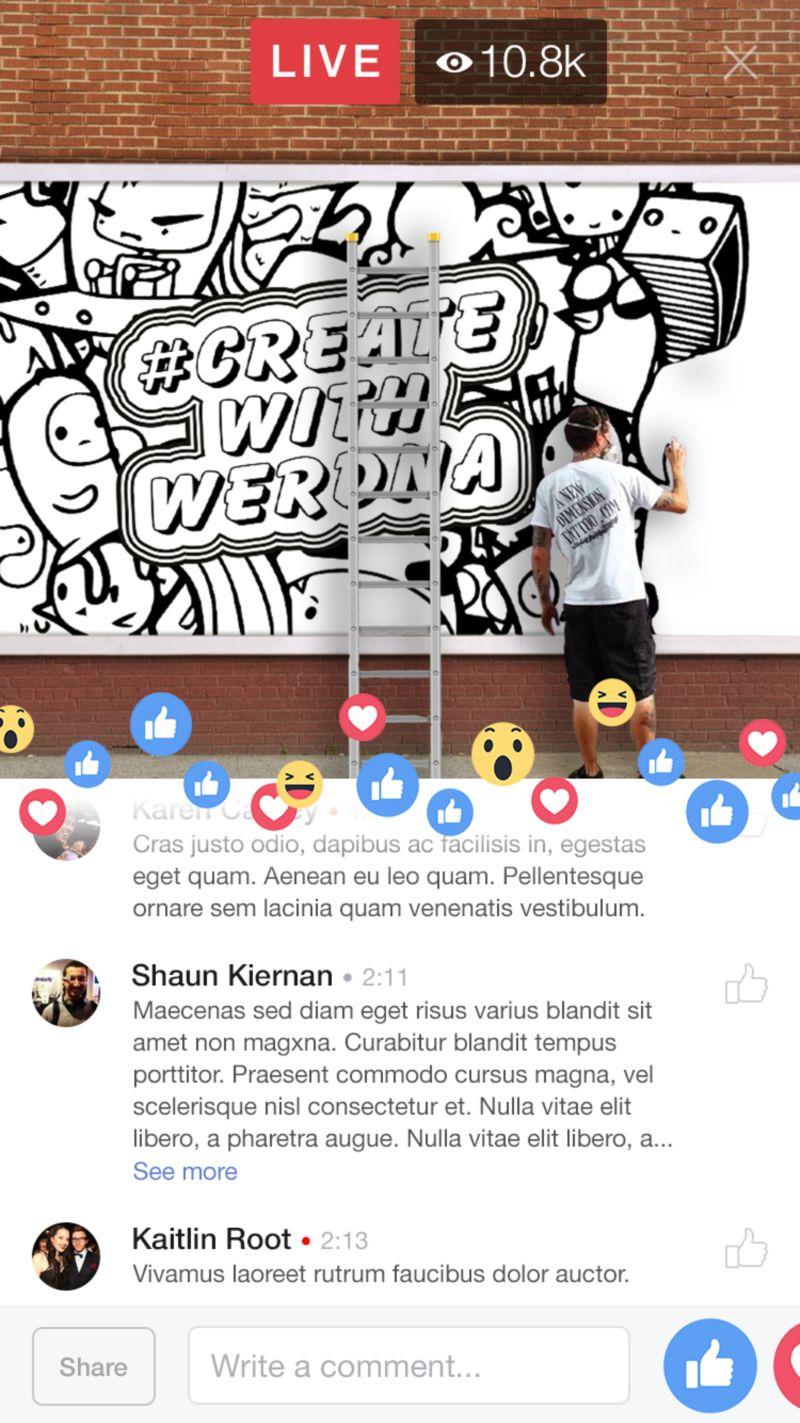 Werdna Pens (Concept Brand)