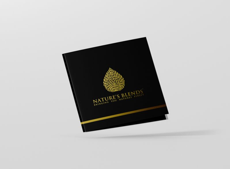 Nature's Blends Product Brochure