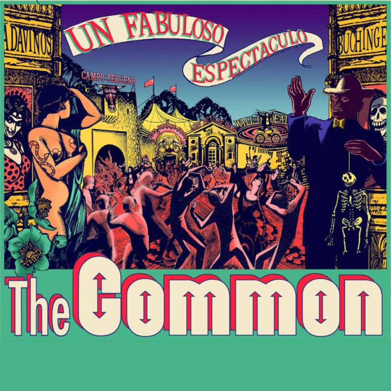 The Common at Glastonbury