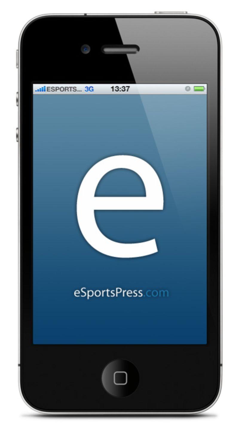 eSportsPress Mobile App