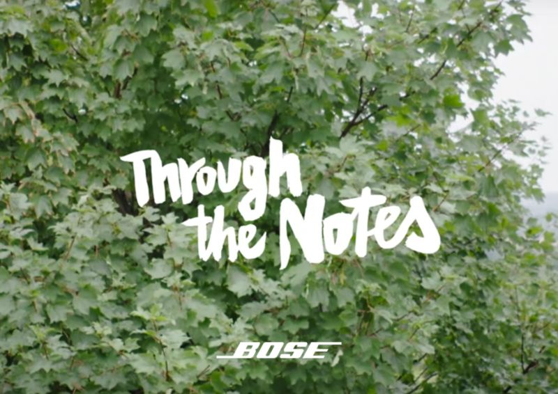 Bose - Through The Notes