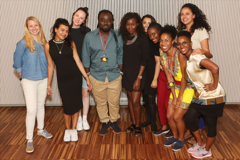 Fashion Journalism Course (summer 2016) - Africa Utopia Festival with the Southbank Centre