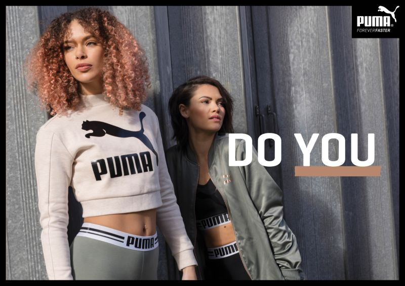 PUMA Women's Spring Campaign for JD Sport's UK and Europe