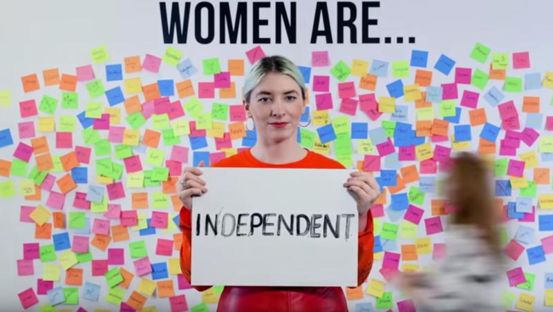 INTERNATIONAL WOMEN'S DAY : WOMEN ARE...