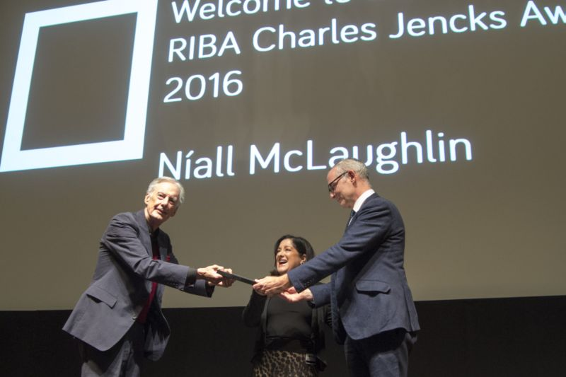 The Royal Institute of British Architects - Charles Jencks award