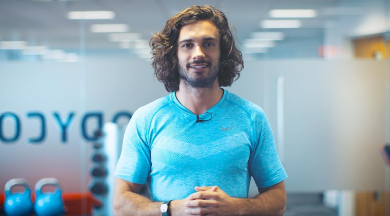 Joe Wicks - The Body Coach: The Heart Rate Challenge