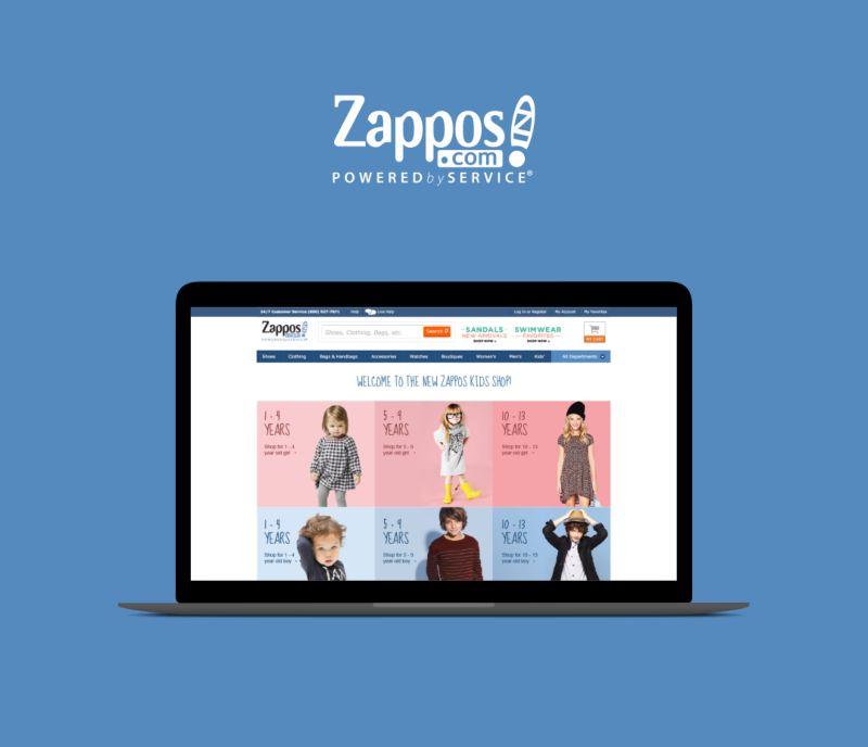 Zappos Kids Experience
