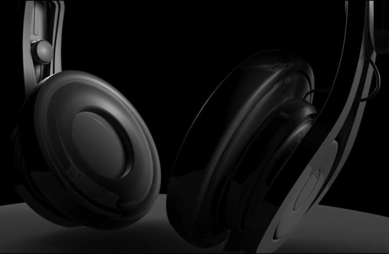 3D MODELLING BEATS MIXR HEADPHONES