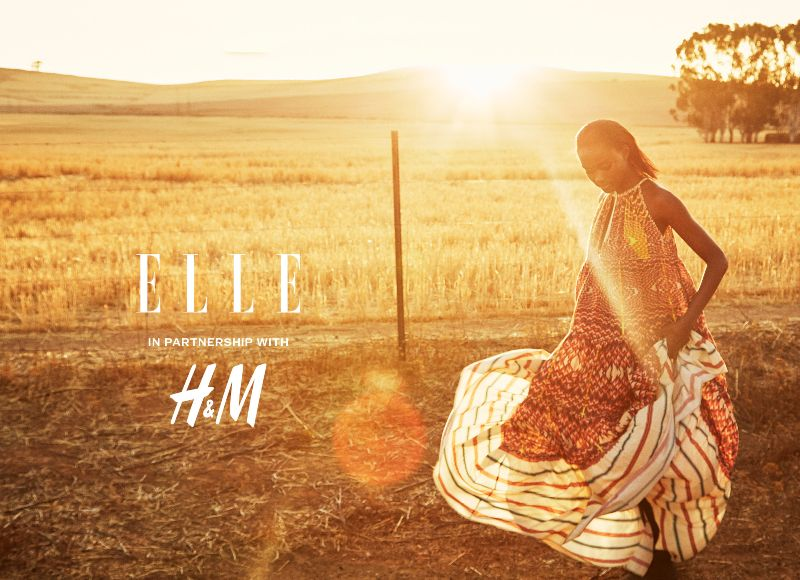 ELLE x H&M Studio Collection