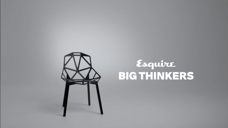 Esquire Big Thinkers