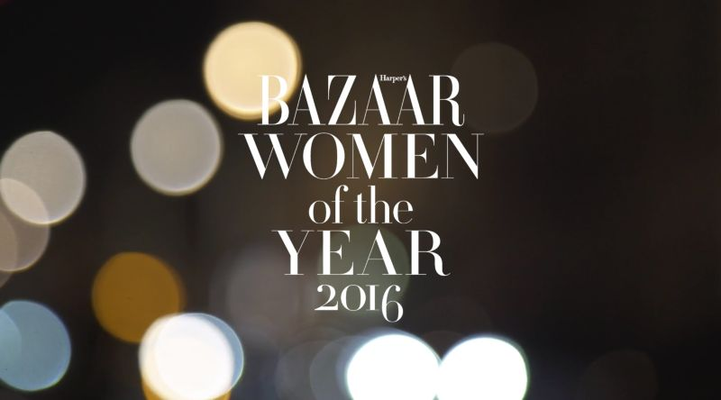 Harper's Bazaar Women of the Year 2016