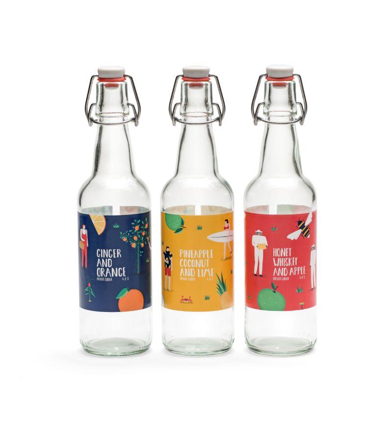 Fruit Cider Packaging