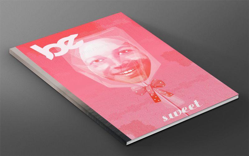 Magazine cover + experimentations