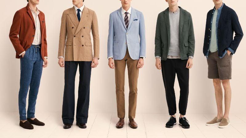 Five Ways To Wear A Summer Blazer