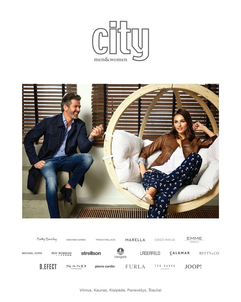 CITY men & women commercial