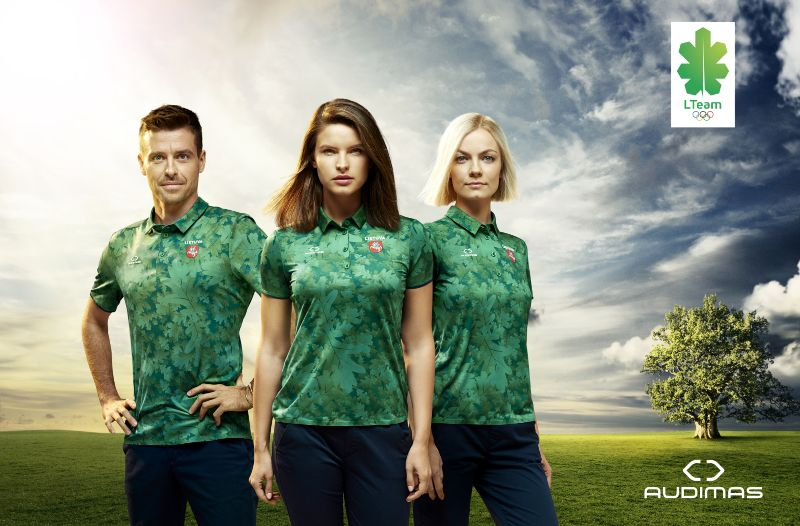 Olympic LTeam official clothing campaign for Rio 2016