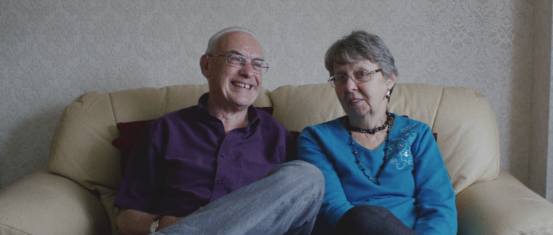 Alzheimer's Society - 'Live for Today'