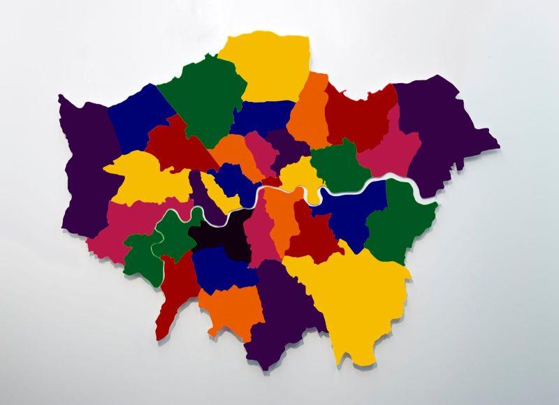 London Inspired Art