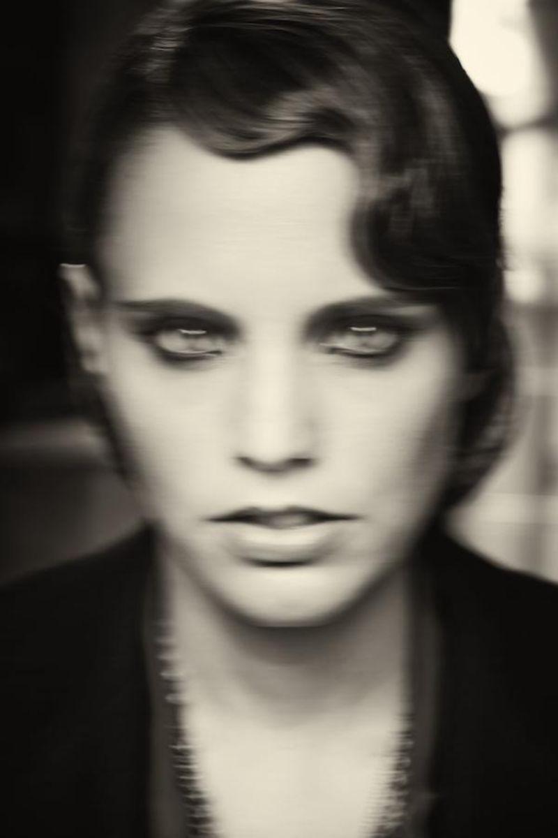 ANNA CALVI ONE BREATH ALBUM ARTWORK // STYLING BY LAUREN GRANT