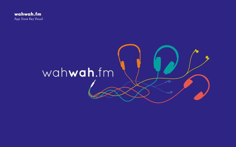 Music App wahwah.fm