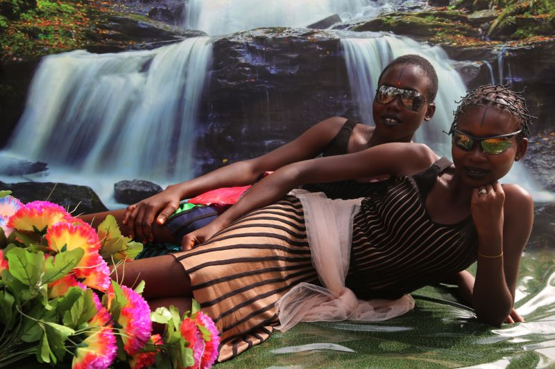 Gidi gidi bu ugwu eze (Unity is strength) for Kenzo | Editorial Film & Photo Series